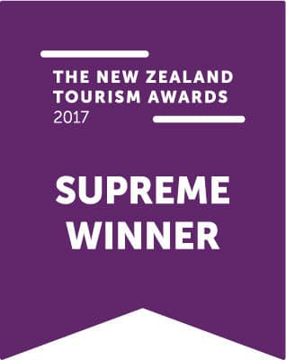 NZ Tourism Awards