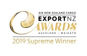 Supreme Winners NZ Export Awards