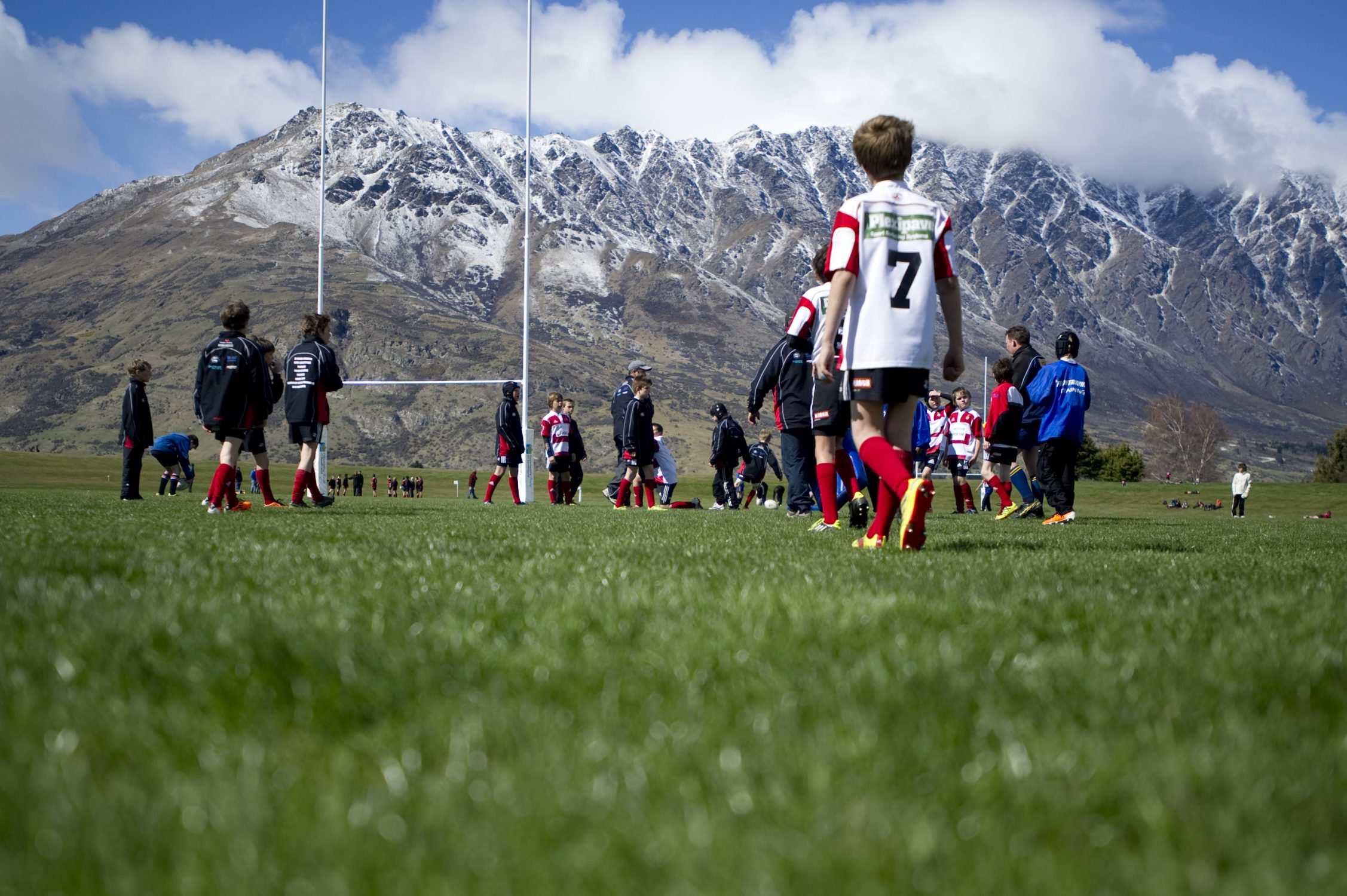 Global Games rugby sports tour