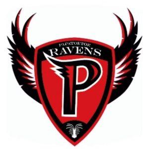 Papatoetoe Ravens Rugby Club logo