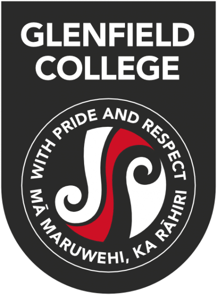 Glenfield College logo