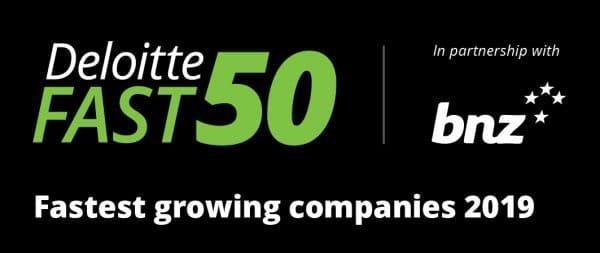 Deloitte Fast50 logo
