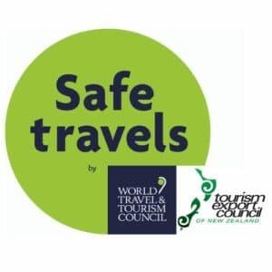 WTTC Safe Travels Stamp TECNZ