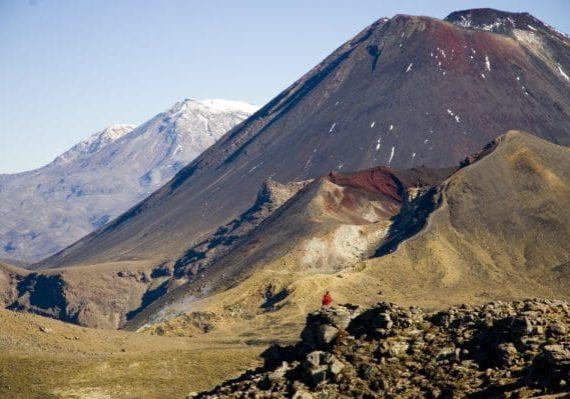 Red Crater, Tongariro