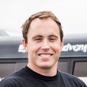 Company founder, Ryan Sanders, profile photo